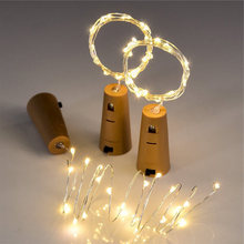 Xsky 30 светодиодов гирлянда на батарейках праздничные сказочные огни гирлянда Рождественская Свадебная вечеринка Декор кролик Звезда Сердц...(Китай)