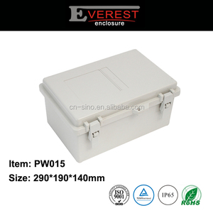 IP65 waterproof crushproof small plastic boxes with lids