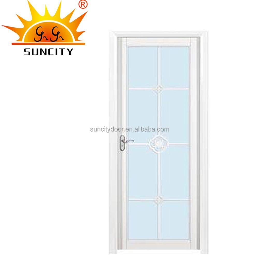 Yongkang Frosted Glass Interior French Doors SC-AAD060