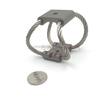 Compact Wire Rope Gr1 Cable Wire Shock Absorber - Buy Cable Wire ...
