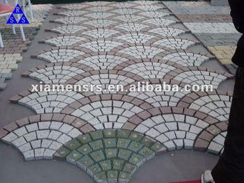 Cheap Chinese Granite Outdoor Flooring Pavement Stone