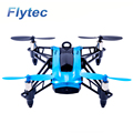 Flytec T12 2.4G RC High Speed Racing Drone Quadcopter With One Key Return 3D Flip Function Mini RC Drones RTF Blue