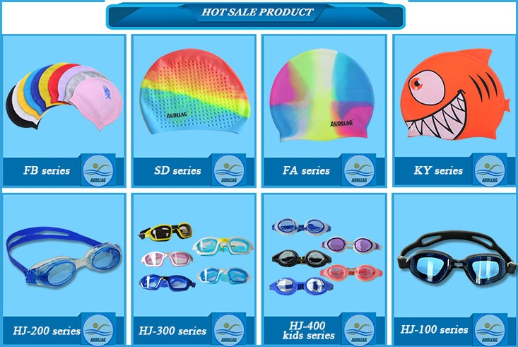 Excellent performance funny children swimming goggles,swim goggles for kids