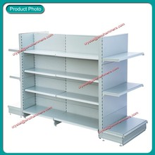Metal supermarket shelf,supermarket shelving system
