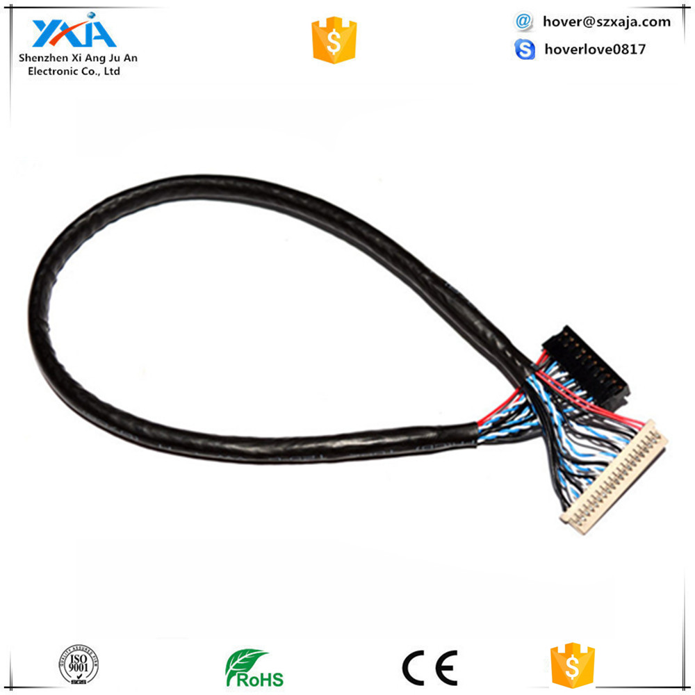 """New Laptop LCD LED Cable For Lenovo IdeaPad 100-15IBD 15.6/"""" DC02001XL00"""