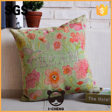 popular home decor seat cushion cover made in China