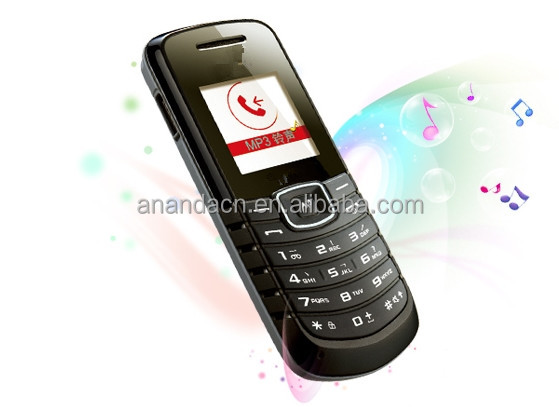 E1080 mobile phone, bar cheap cell phone Mobile Phone 1 Year Warranty