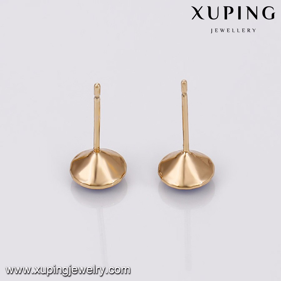 94062 Button Jewelry Fashion Earring,Simple Gold Earring Designs ...