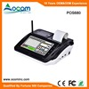 POS-M680 Cheap Android Desktop All In One POS Terminal Machine With Thermal Printer