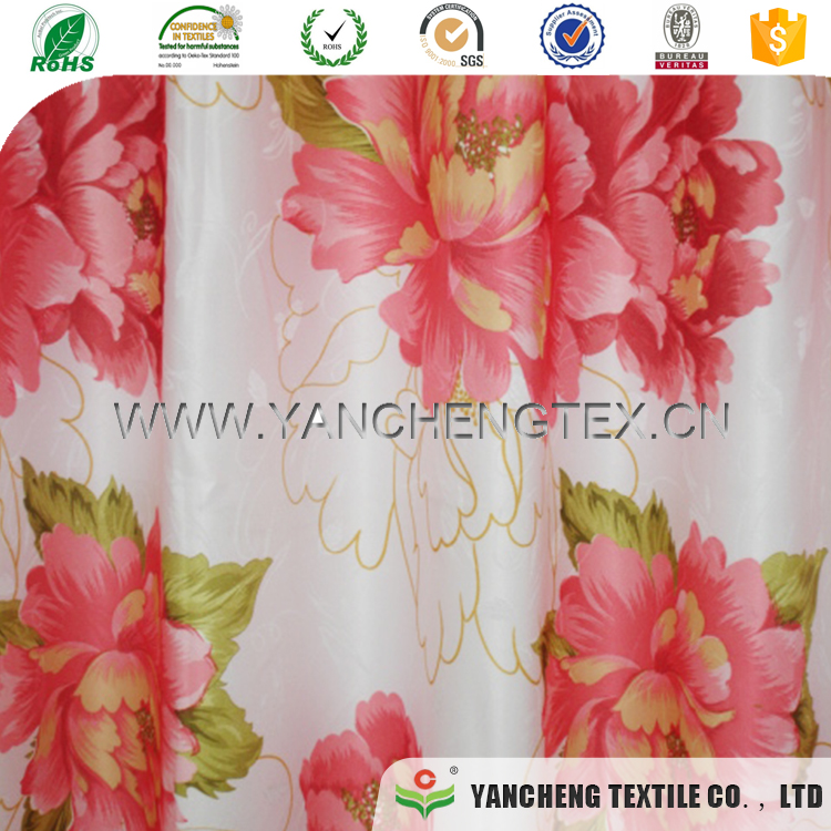 China factory supply curtain fabric names,best sale polyester curtain fabric,colorful curtain fabric