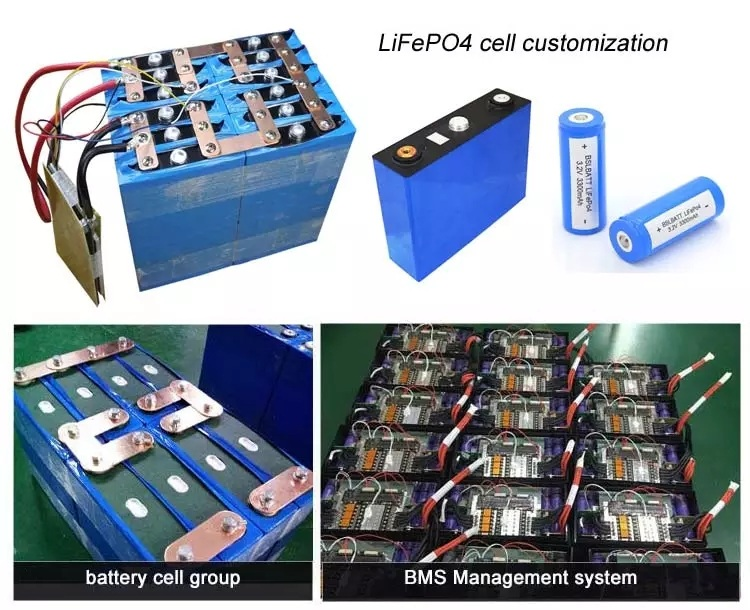 The best lithium ion battery 12v 100ah 1.2kwh with 3.2v or 3.7v lithium iron cells