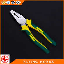 Cr-v steel forging garden tools nickel alloy needle nose pliers