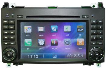 автомагнитола Android Mercedes Vito