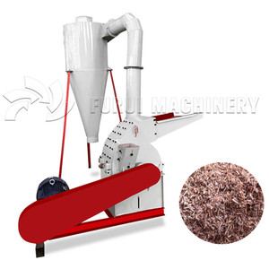 0.5t-3t wood crusher/wood crushing machine price/wood powder grinding machine