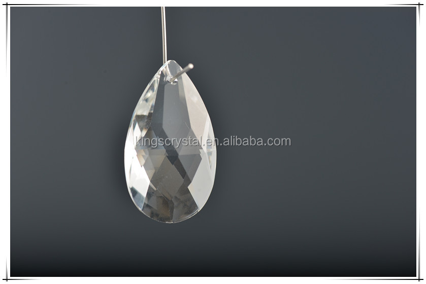 Fashion crystal prism for crytstal chandelier trimming for wedding parts