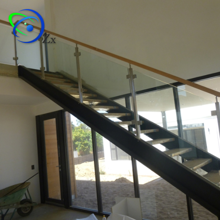 Charmant Easy Diy Install Mild Steel Stair Systems U Shape Channel Double Stringer  Staircase