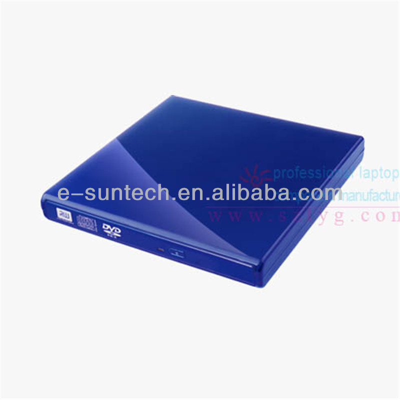 Factory Export wholesale External USB DVD combo DVD burner for laptop/notebook /desktop