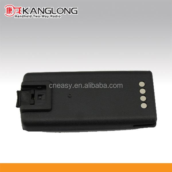 Li-ion battery pack 1100mAh for walkie talkie rado Mag One A10 DRU2020