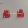 OEM Good Quality Conductive Red Silicone Push Button
