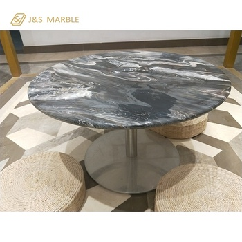 Brilliant A Table Top Made Of Greek Marble Can Be Used For Coffee Table Or Dining Table Buy Marble Top Round Dining Table Basis For Marble Table Palissandro Caraccident5 Cool Chair Designs And Ideas Caraccident5Info