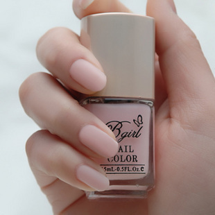 Bgirl scrub quick dry nail polish oil cream scrub powder 109