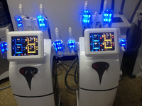 popular cryolipo fat freezing cool body sculpting machine (HOT IN USA )