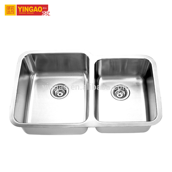 Unique design durable acrylic kitchen sinks