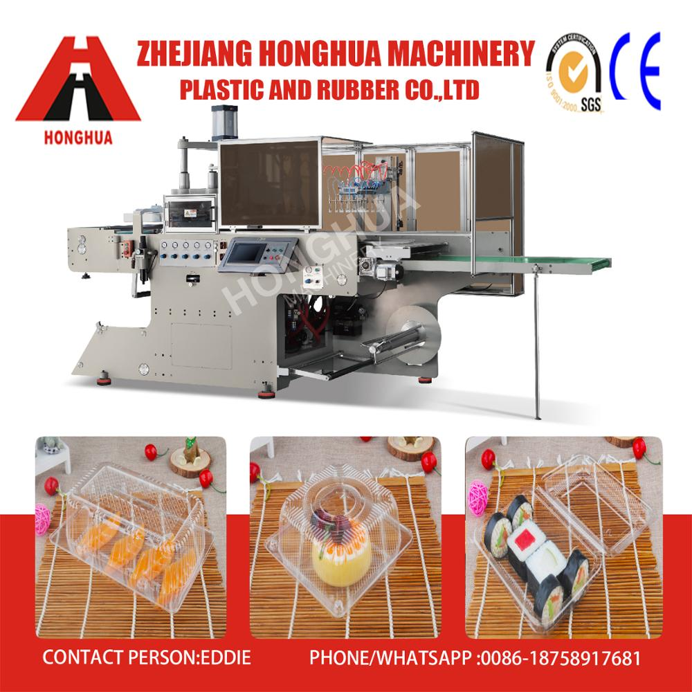 HSC-540760 Plastic Thermoforming Machine