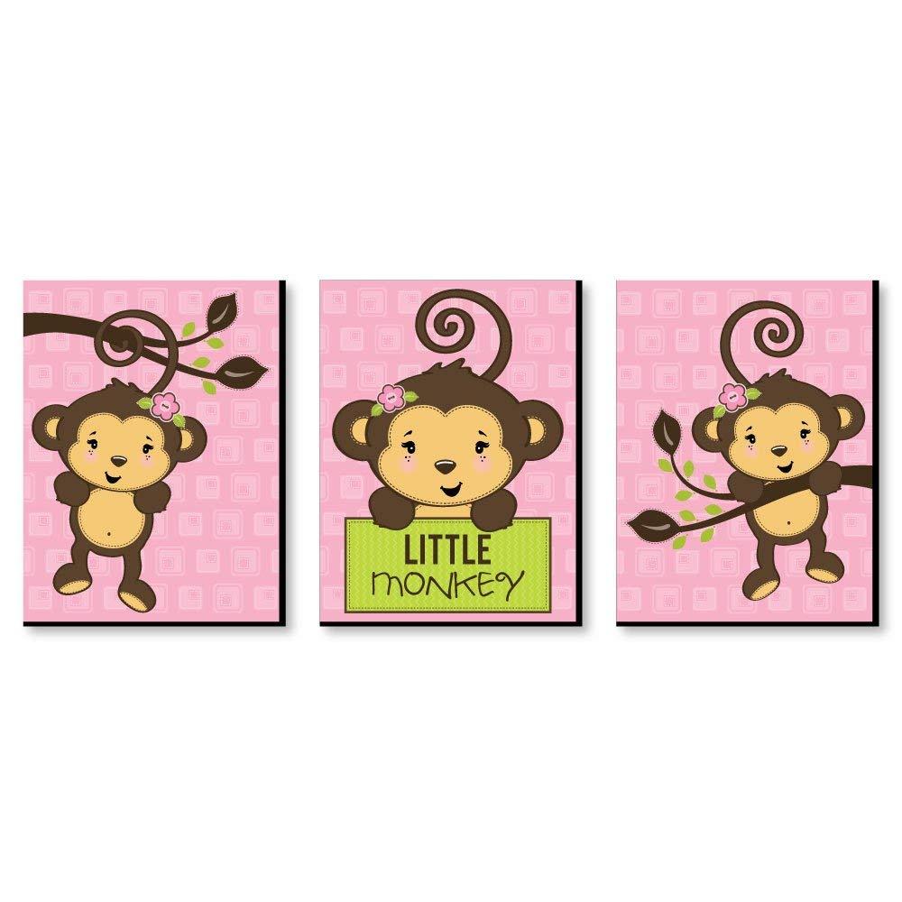 Monkey Wall Art For Kids Find