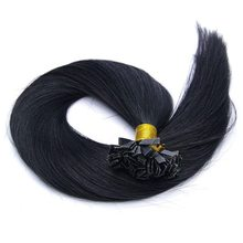 Hot selling in salon 10A Indian remy Hair Pre-Bonded Hair Extension Double Drawn Pre-Bonded Hair 1g/strand