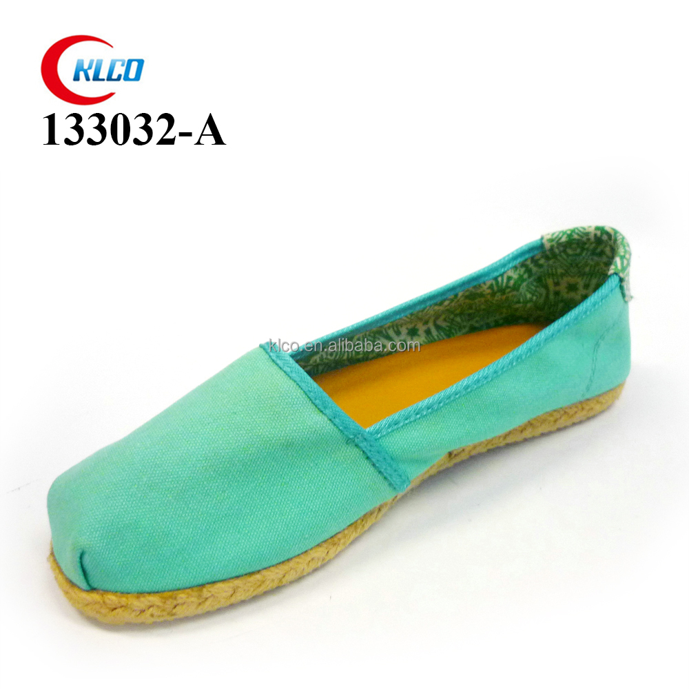 slip on canvas loafer no lace cwomens shoes spring 2016 casual