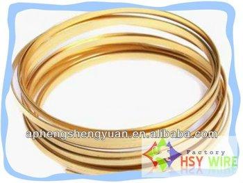 Farbige 16 Gauge Aluminium Flachdraht Gold - Buy Aluminium ...
