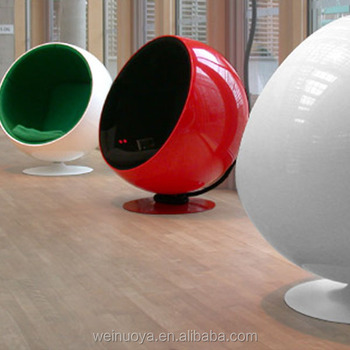 Exceptionnel Modern Ball Chair With Fiberglass