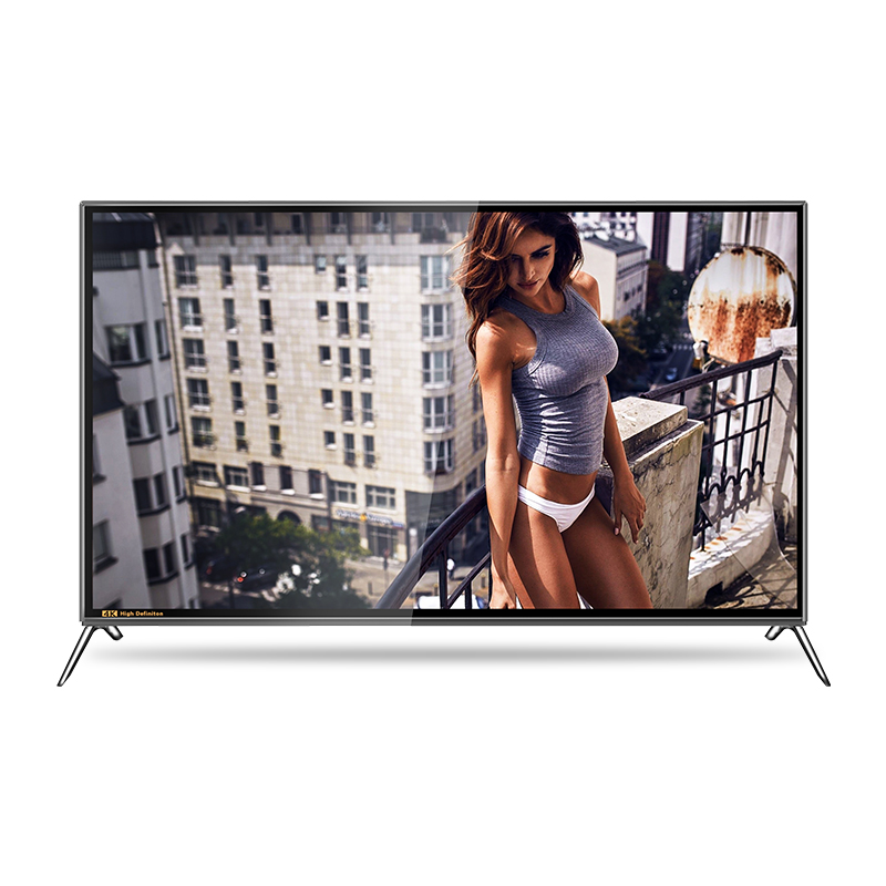 China fábrica atacado 39 polegada lcd televisão 4k smart tv tv 1080p android tv de metal completo