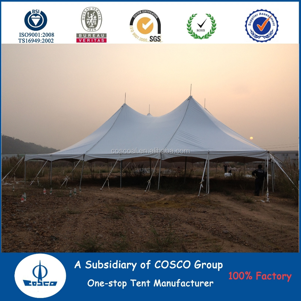 China Canvas Outdoor Event Tents From Cosco