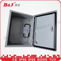 electric carbinet/metal electrical switch box/wall mounted distribution cabinet