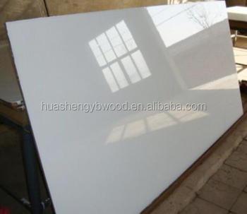 Gloss Kitchen Side Panel And Plinth