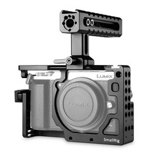 SmallRig Video Camera Accessories Kit for Panasonic GX85/ GX80/ GX7 Mark II