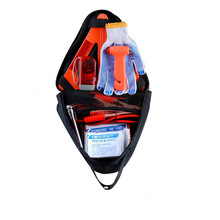 Custom emergency car accident kit, Hot Sale 8 PCS disaster first aid kit for car