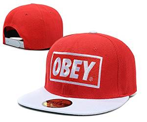 7e7a860c41d Get Quotations · OBEY Baycik Snap Back Auality Snapback Cap Hat