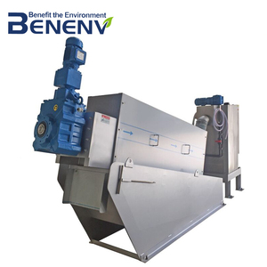 MDS311 Best Price Industrial Filtering Equipment Was Sludge Thickening Machine