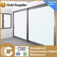 luxurious aluminum sliding windows