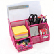 Top quality office school supplies metal wire mesh desk stationery organizer