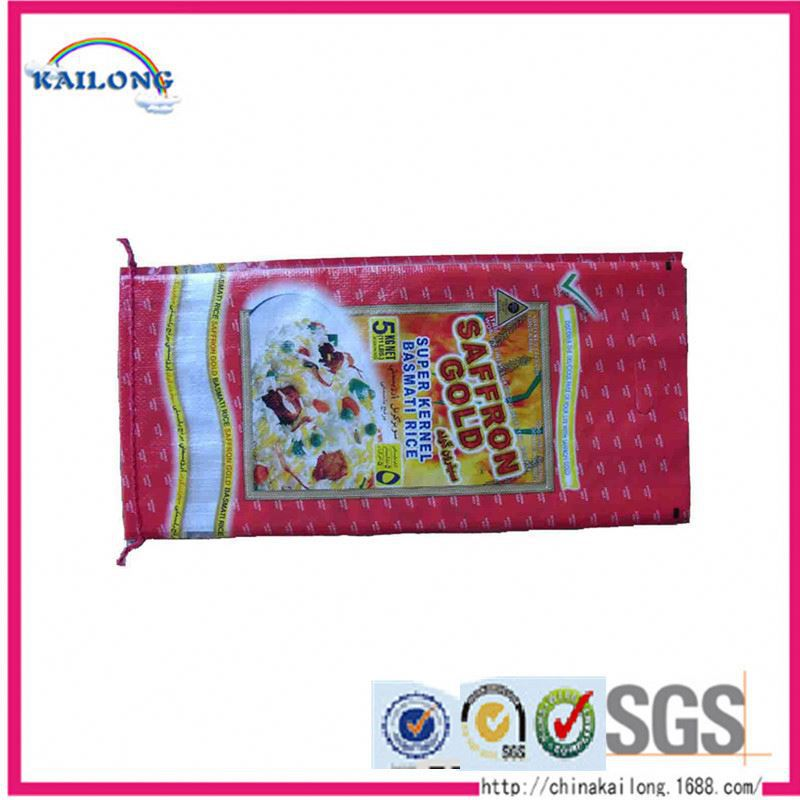 New Designed Pp Woven Bag For Construction Materials Packing Chemicals