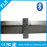 WALL MOUNTING FACTORY PRICE POWERED BLUETOOTH SOUND BAR/ SOUNDBAR SPEAKER FOR HOME THEATER
