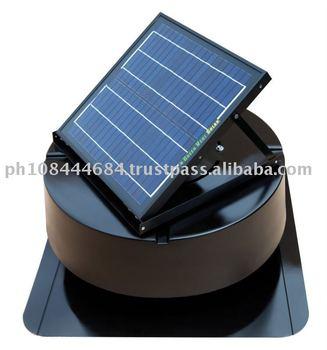 Green Vent Solar Attic Extraction Fan Buy Solar Roof