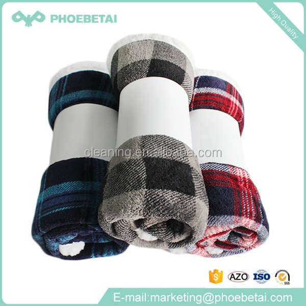Best selling factory price cheap polyester embossed design adults throw blanket
