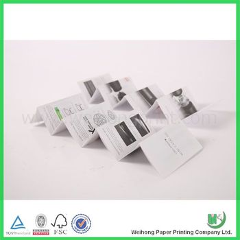 custom paper pamphlet printing pamphlet paper folder buy pamphlet