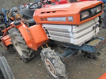 Kubota B1500d 3 Cilinder Diesel Watercooled Serviced Tractor Buy