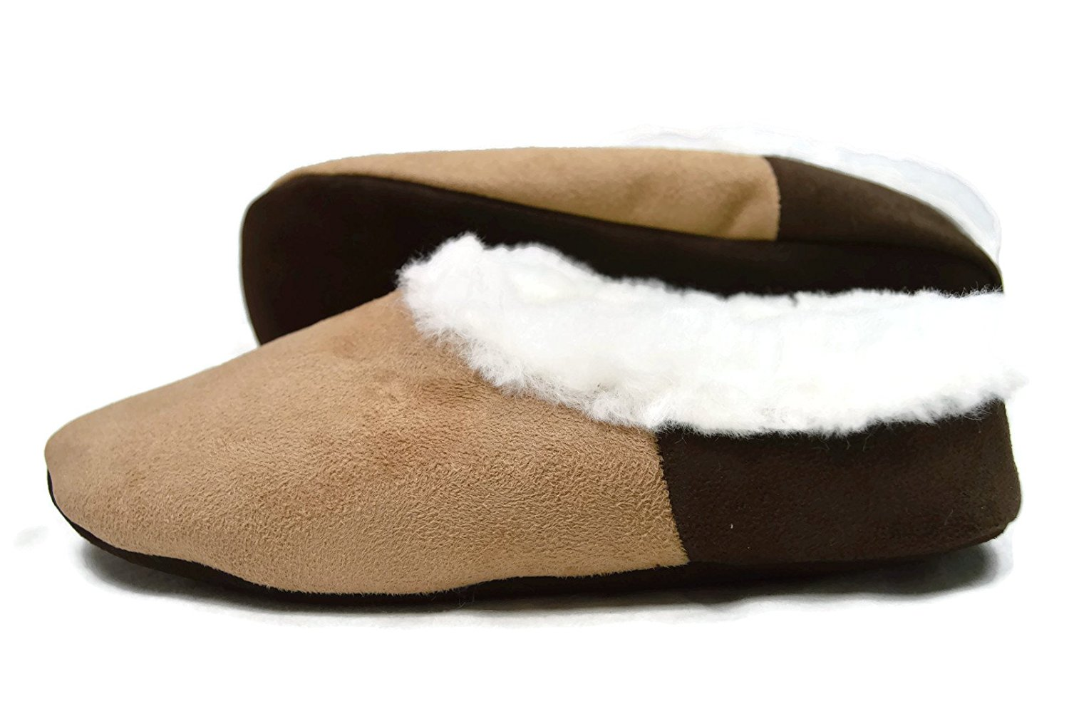 989dd3c2156 Get Quotations · Handmade 100% Alpaca fur slippers. Custom made to the  length of your foot!